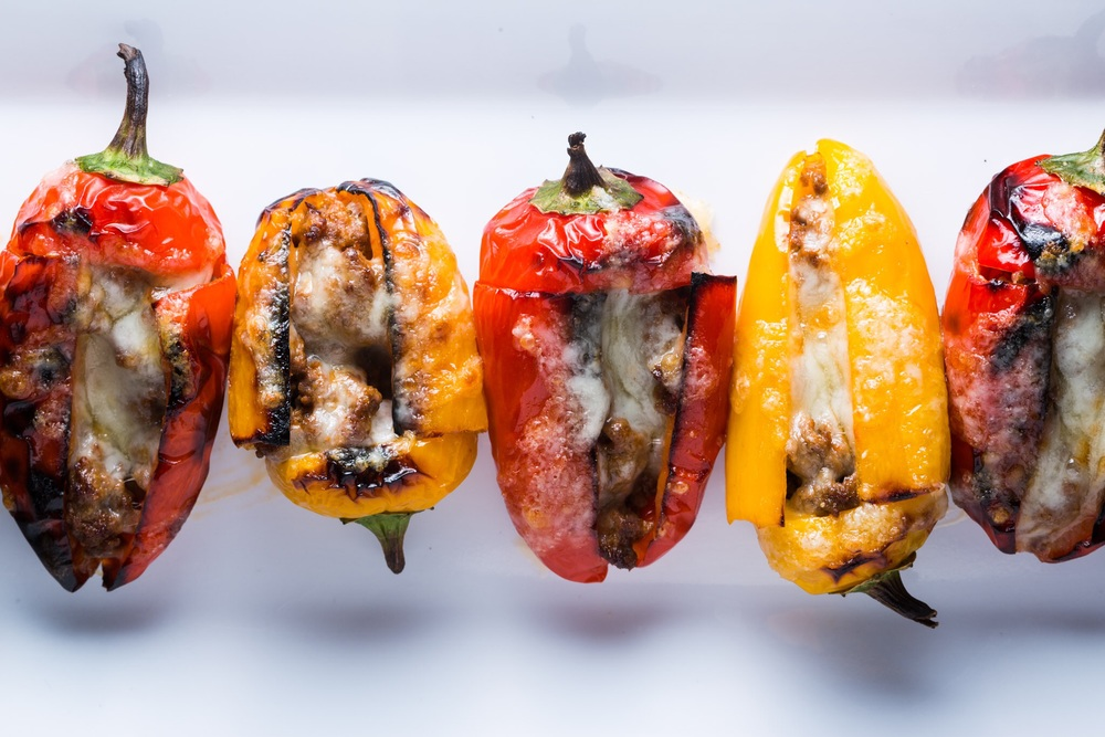 STUFFED CHORIZO PEPPERS & MORE RECIPES