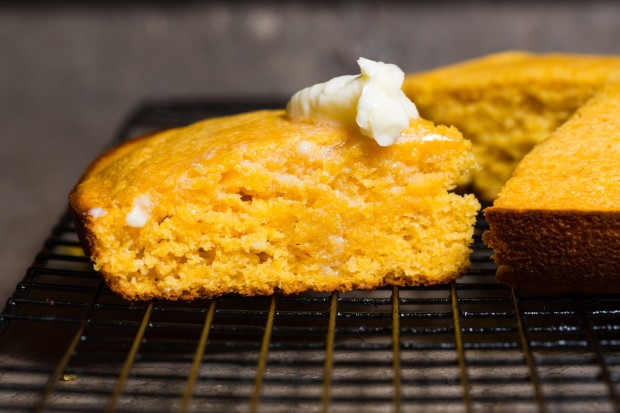 HONEY PUMPKIN CORN BREAD