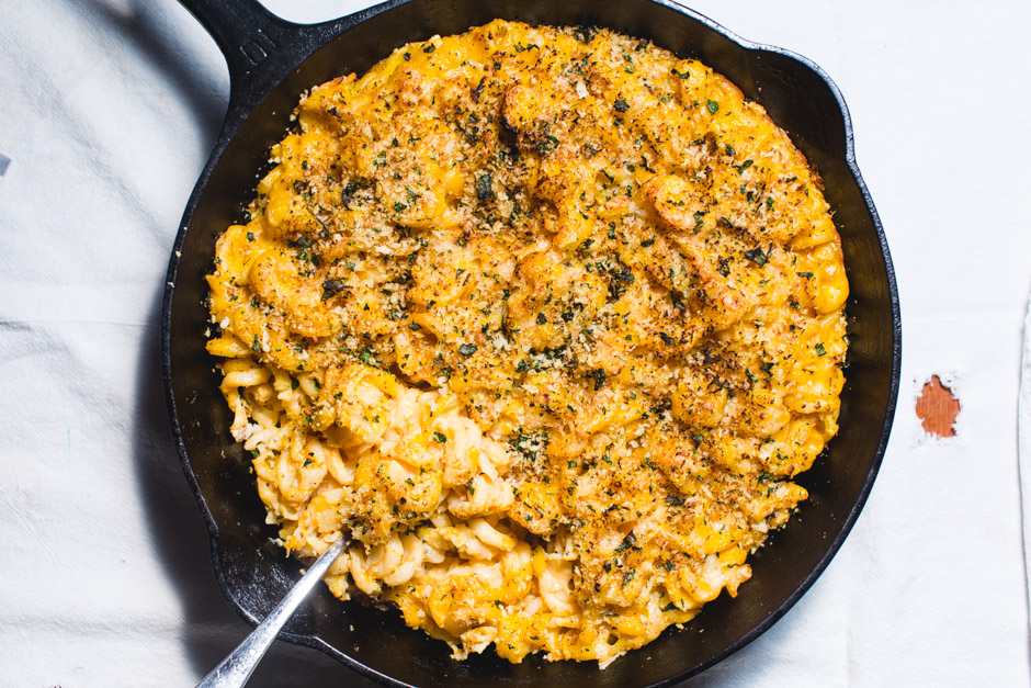 pumpkin mac and cheese recipe