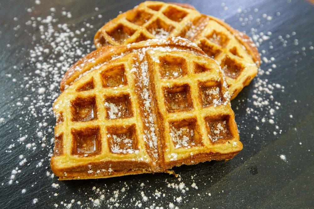stcg waffles recipe