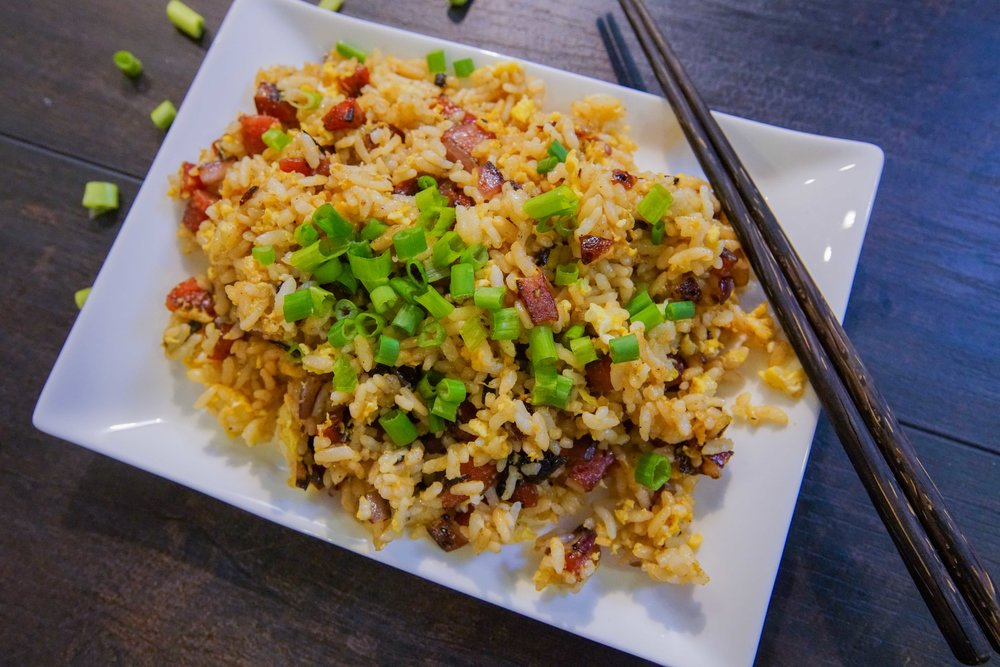 3 minute fried rice sam the cooking guy ccuart Choice Image