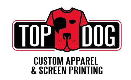 d6a6b8f365bf Top Dog Custom Apparel — Yah Sure You Betcha Shoppe