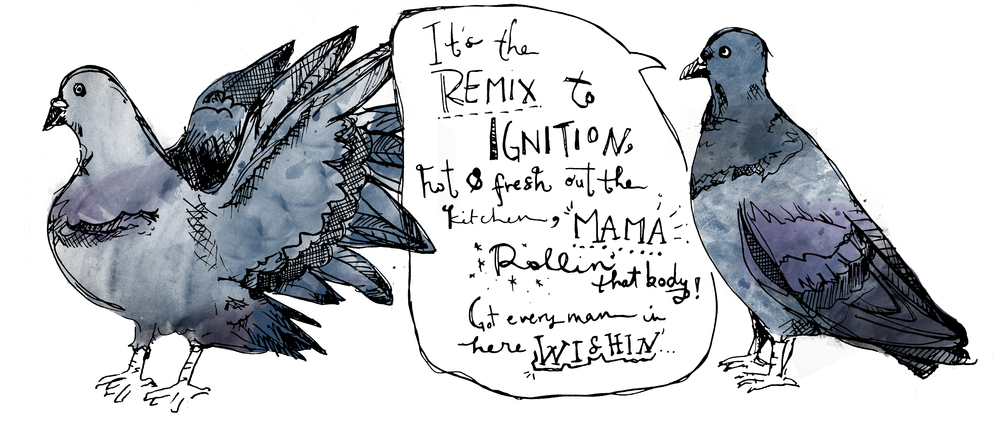 Ignition (Remix), (2014)