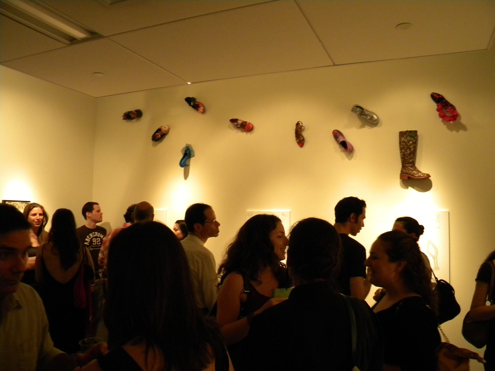 (2 Y Tribeca Show and Book Release.JPG