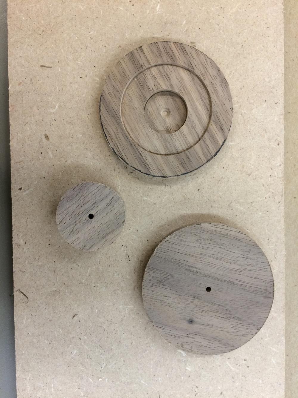 spool parts
