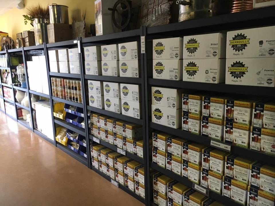 Bernoulli Brew Werks Brew Kits
