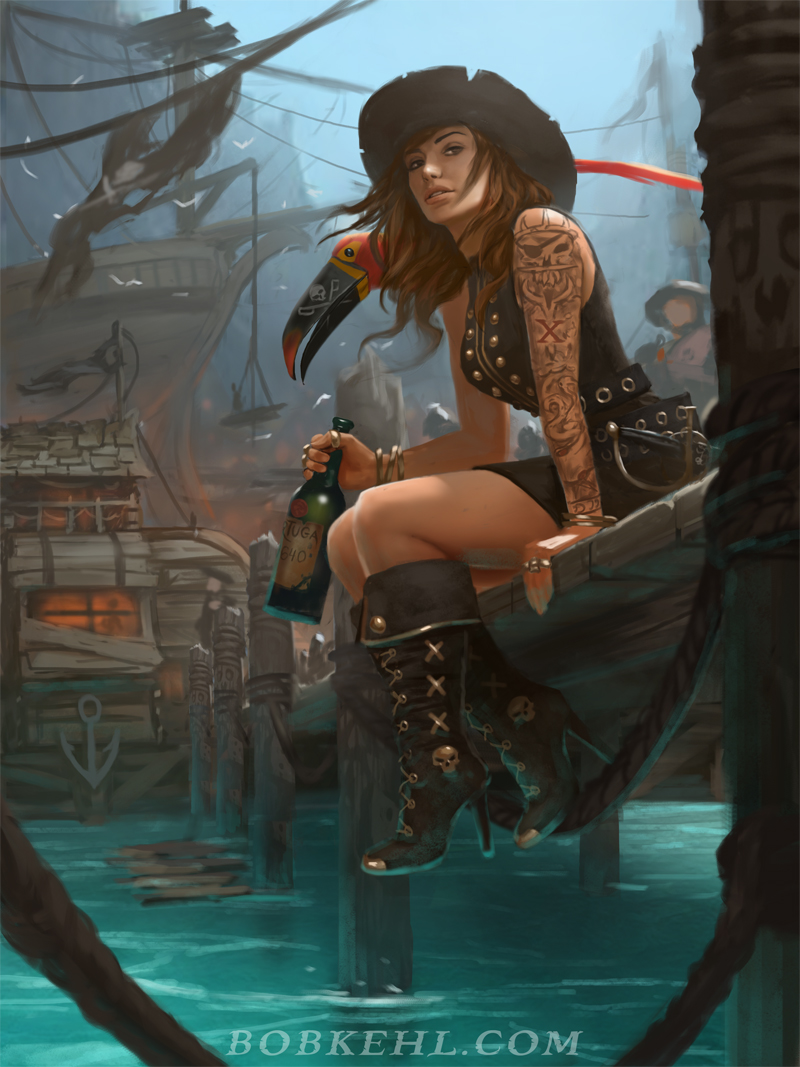 Pirate Haven - Bob Kehl.jpg