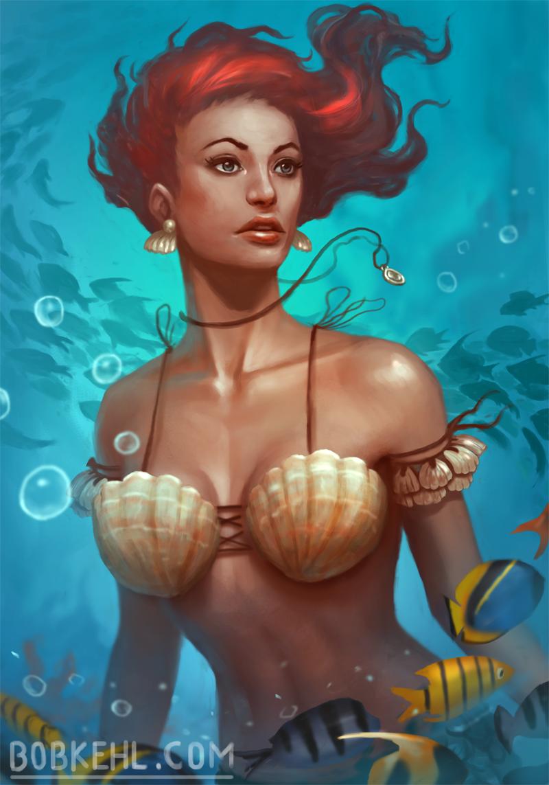 Mermaid - Bob Kehl.png