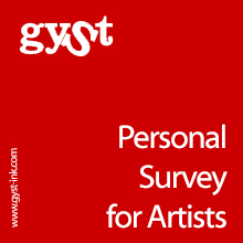 Personal Survey for Artists