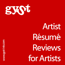 artist resume curriculum vitae cv review getting your sh t together