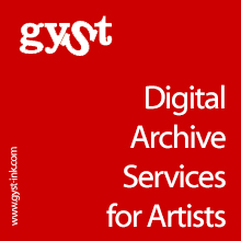 GYSTInk Digital Archive Services for Artists