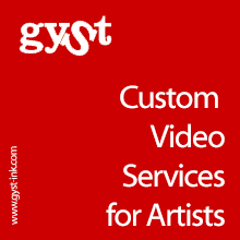 Custom Video Services for Artists