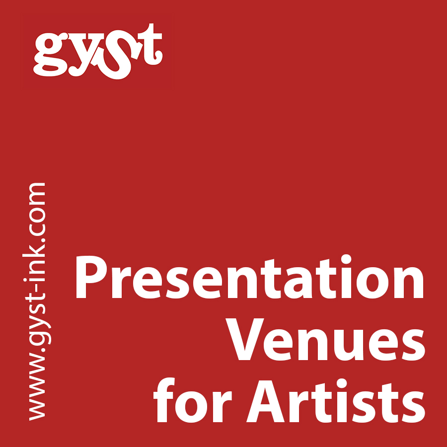 presentation venues for artists