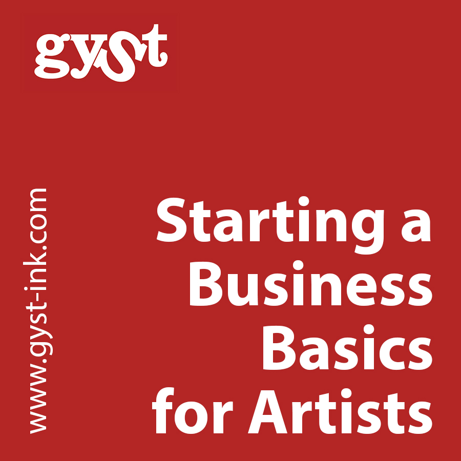 starting a business basics for artists