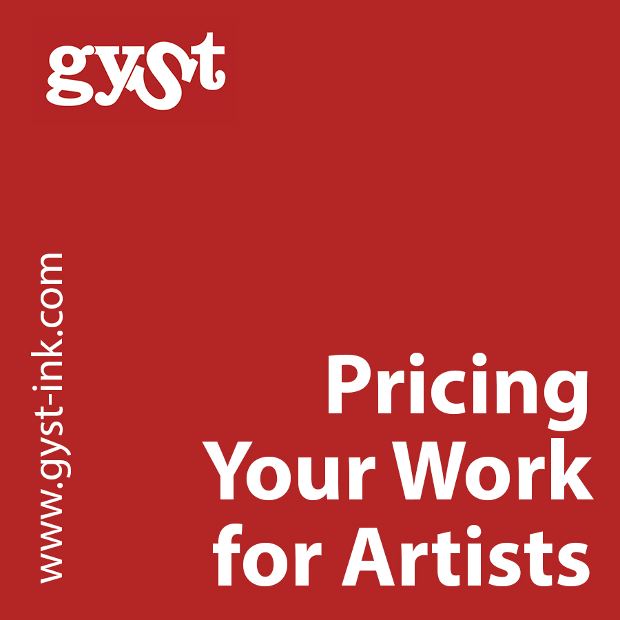 pricing your work for artists