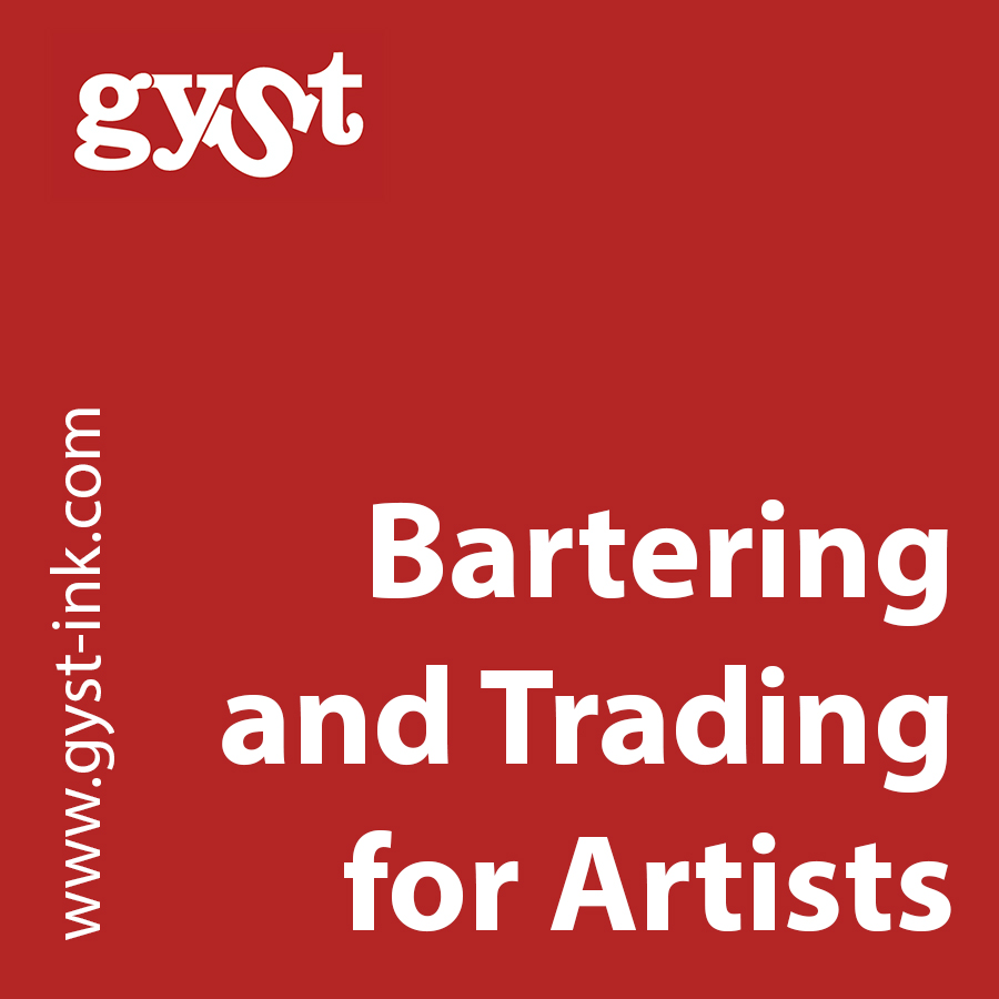bartering and trading