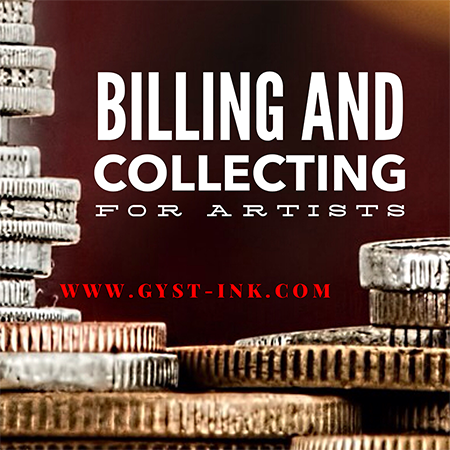 Billing and Collecting for Artists