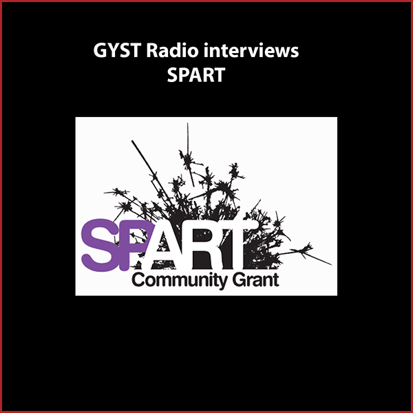 GYST DO IT! With SpART - GYST Radio guest is Alexandra Shabtai, founder of SPArt, a new funding initiative that supports Los Angeles-based Social Practice Art projects. SPArt provides financial resources to artists who intend to create social change through socially engaged art.In 2014, SPArt awarded inaugural grants of $10,000 each to three artists whose proposed projects engage audiences, promote participation, and foster social change. Grantees were Christina Sanchez for her project Cocina Abierta (Open Kitchen), Kenyatta A.C. Hinkle for her project the Kentifrican Museum of Culture: Re-imagining Identity, and Dorit Cypis for her project Conflict Revolution.Hosted by Kara Tomé