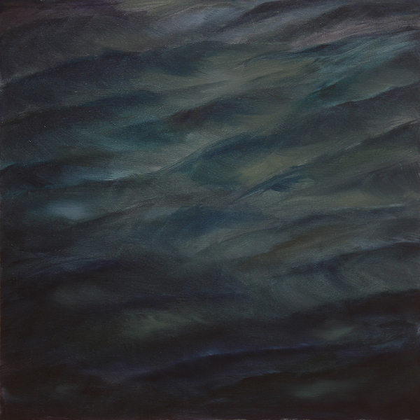 "SW 8 Kate Kostechy, La Mer, H22""xW22"" Oil on canvas, Basic Painting Spring 2016 Davidson College.jpg"