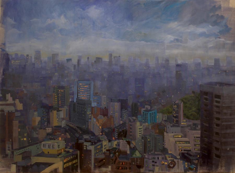 Miso Vukcevic: Tokyo Calm.