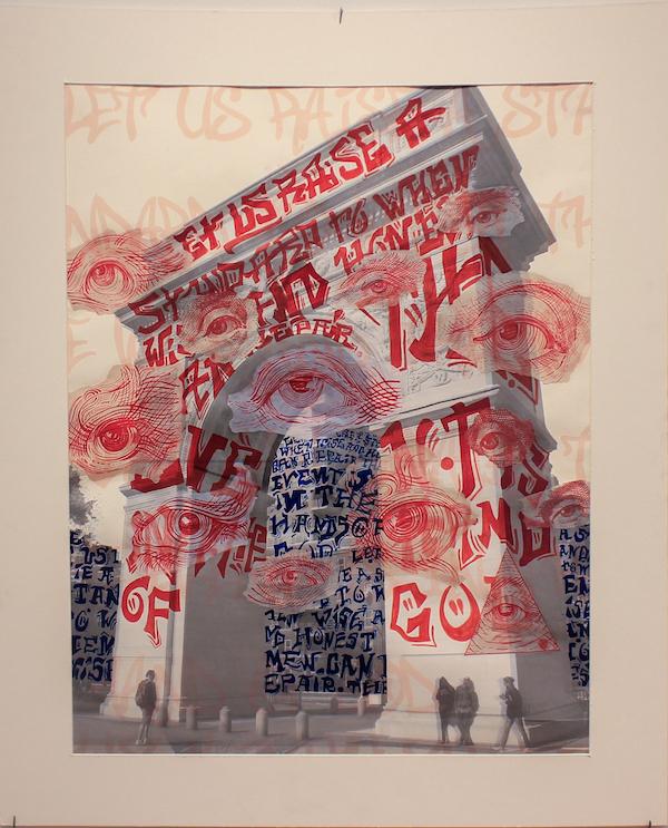 Julia Vining: In the hands of God.