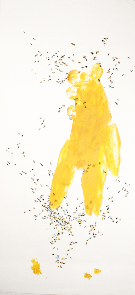 "Sarah Elizabeth Cornejo: ""Bees Singing the Coming of Spring"""
