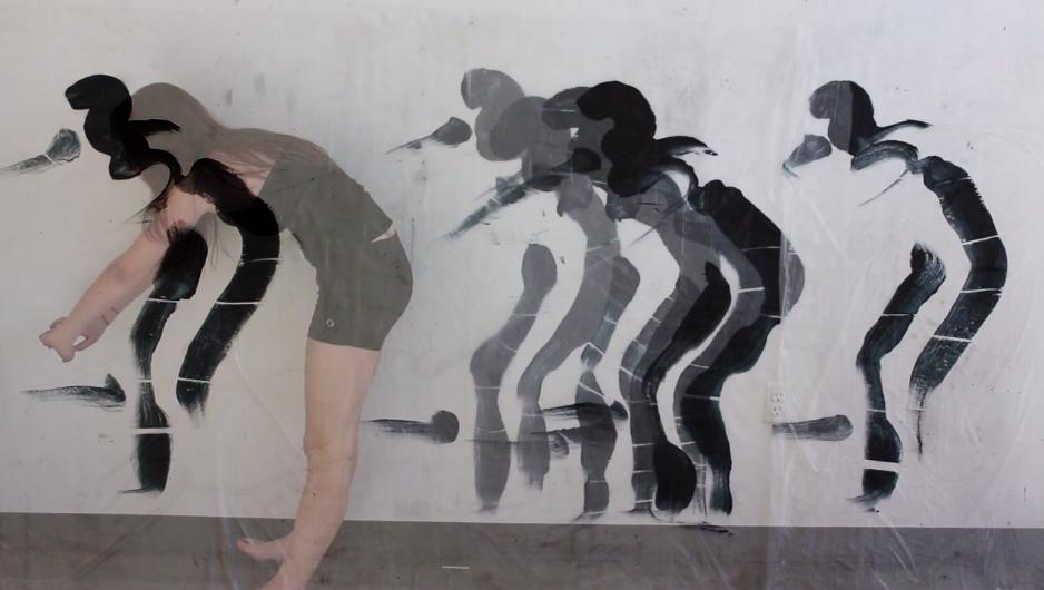 SW 16 Kelsey Sheaffer, stills from video, ink on plastic, video overlay, independent studies, spring 2013, Davidson College, Davidson, NC..jpg