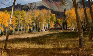 Tom Cruise's $59 million Colorado Getaway    Source:    AOL Real Estate