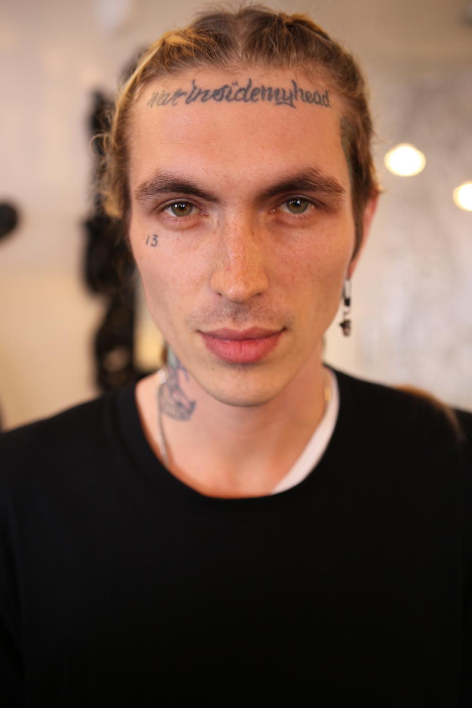 Bradley Soileau Male Model & DJ