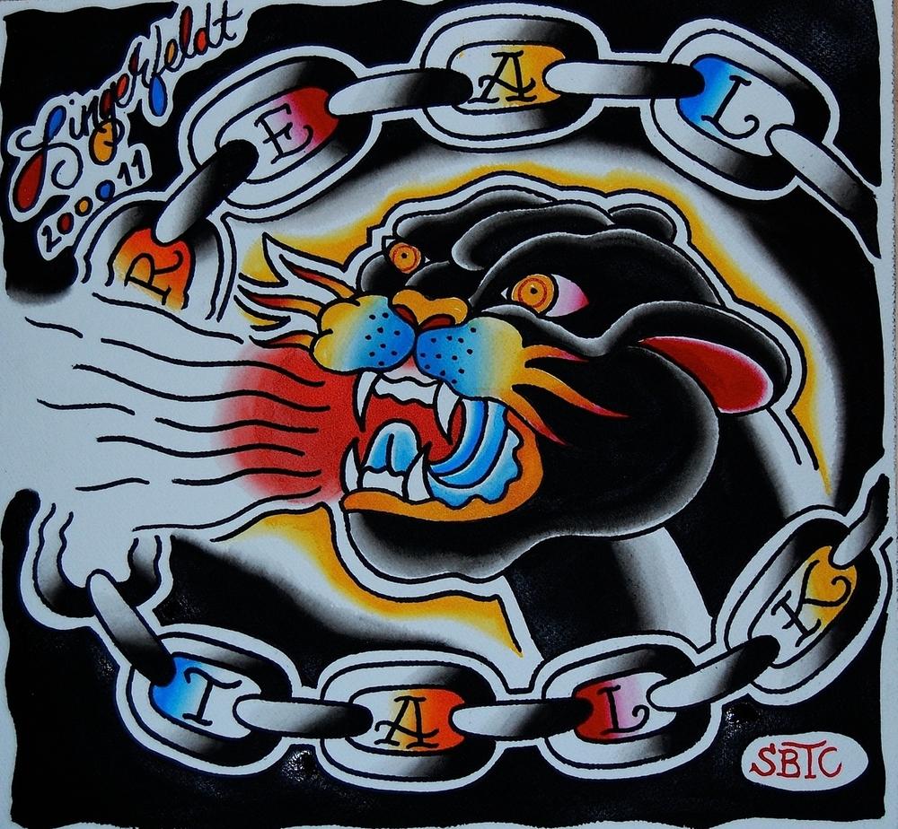 Tattoo Artist   AJ Lingerfeldt