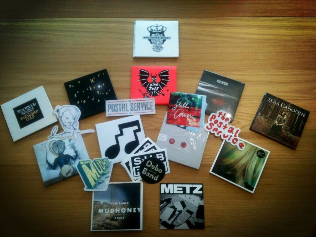 SUB POP RECORDS have sent us a ton of albums and stickers to give away. Including METZ, Mudhoney, King Tuff, The Helio Sequence, Dum Dum Girls albums and more. Head over to our Twitter to enter. KING TUFF plays The Bowery in Sheffield on Saturday 11th May. More details can be found here. www.facebook.com/semidetachedevents
