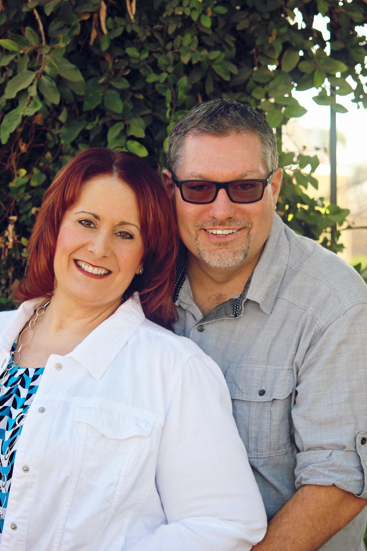 Geoffrey & Pam Crain, Pastoral, Prophetic & Teaching Team (Connect Leaders)