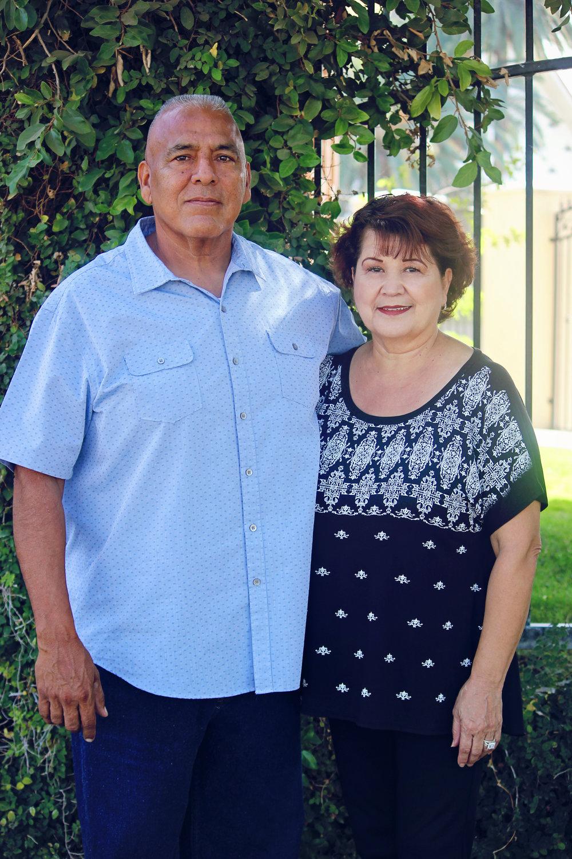 Arthur & Cynthia Juarez, Homeless Coffee Ministry & Communion