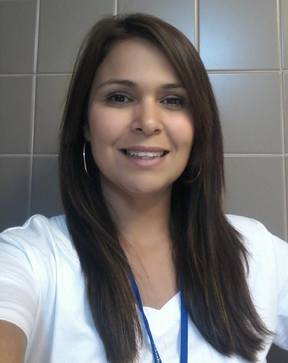Gina Arellano, Nursery/Toddler Leader