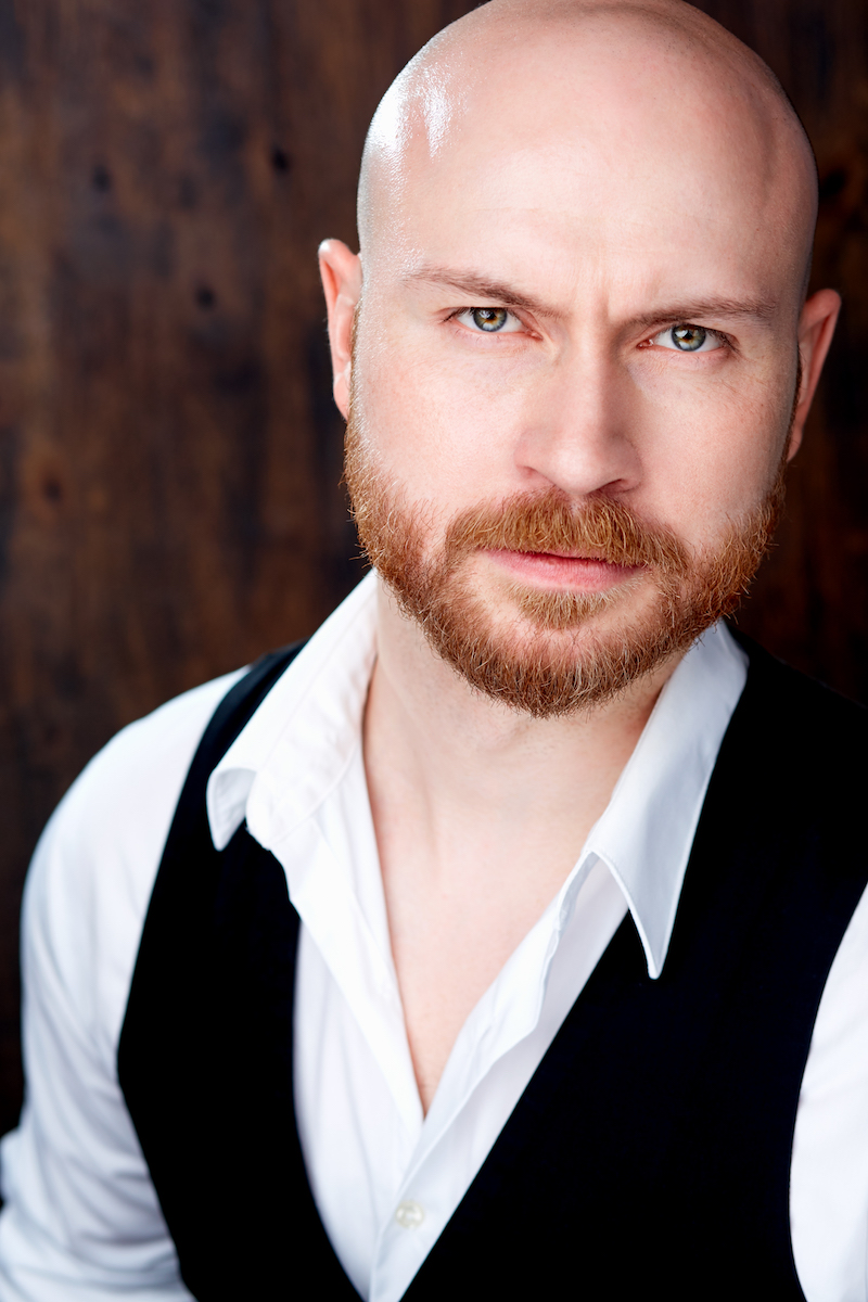 Ryan Halsaver | New York Actor Headshots, NYC