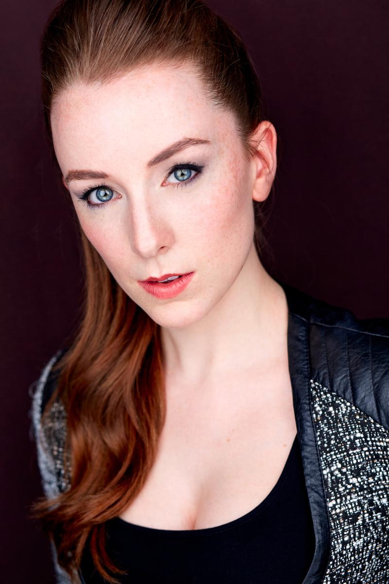 Stephanie Flanagan| New York Actor Headshots, NYC