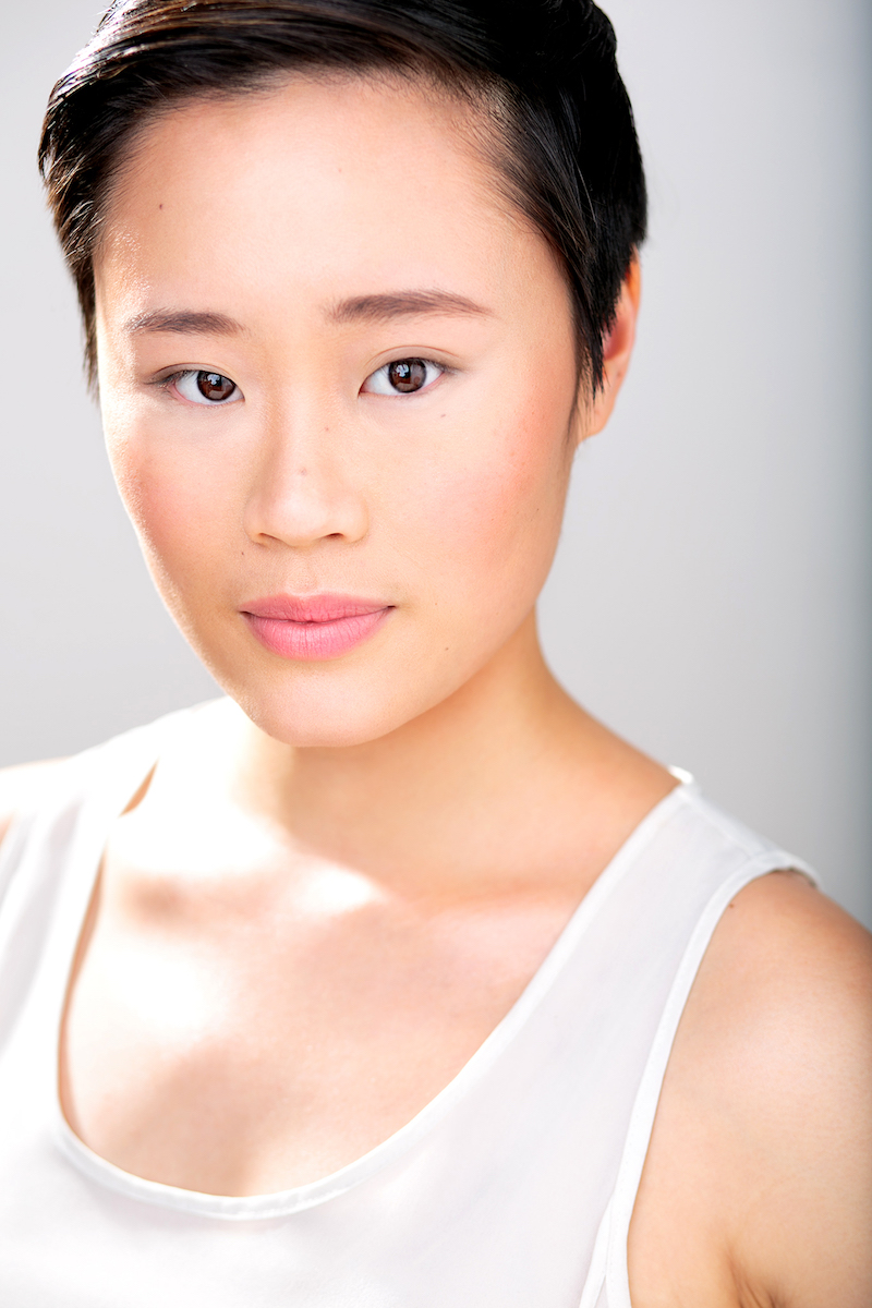 Michelle Selene Ang Netflix 13 Reasons Why Headshots, NYC IMDB