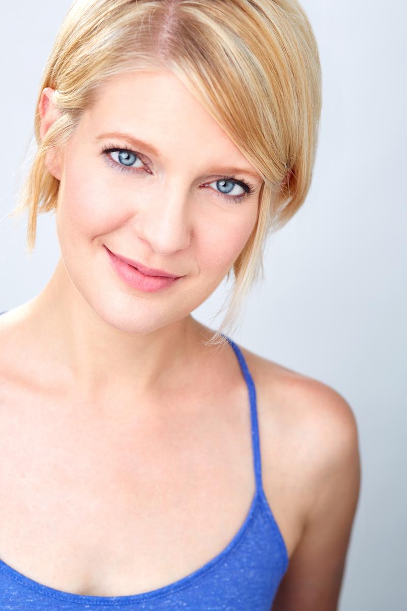 Jennifer Malenke   Broadway's Into The Woods Revival Headshots, NYC