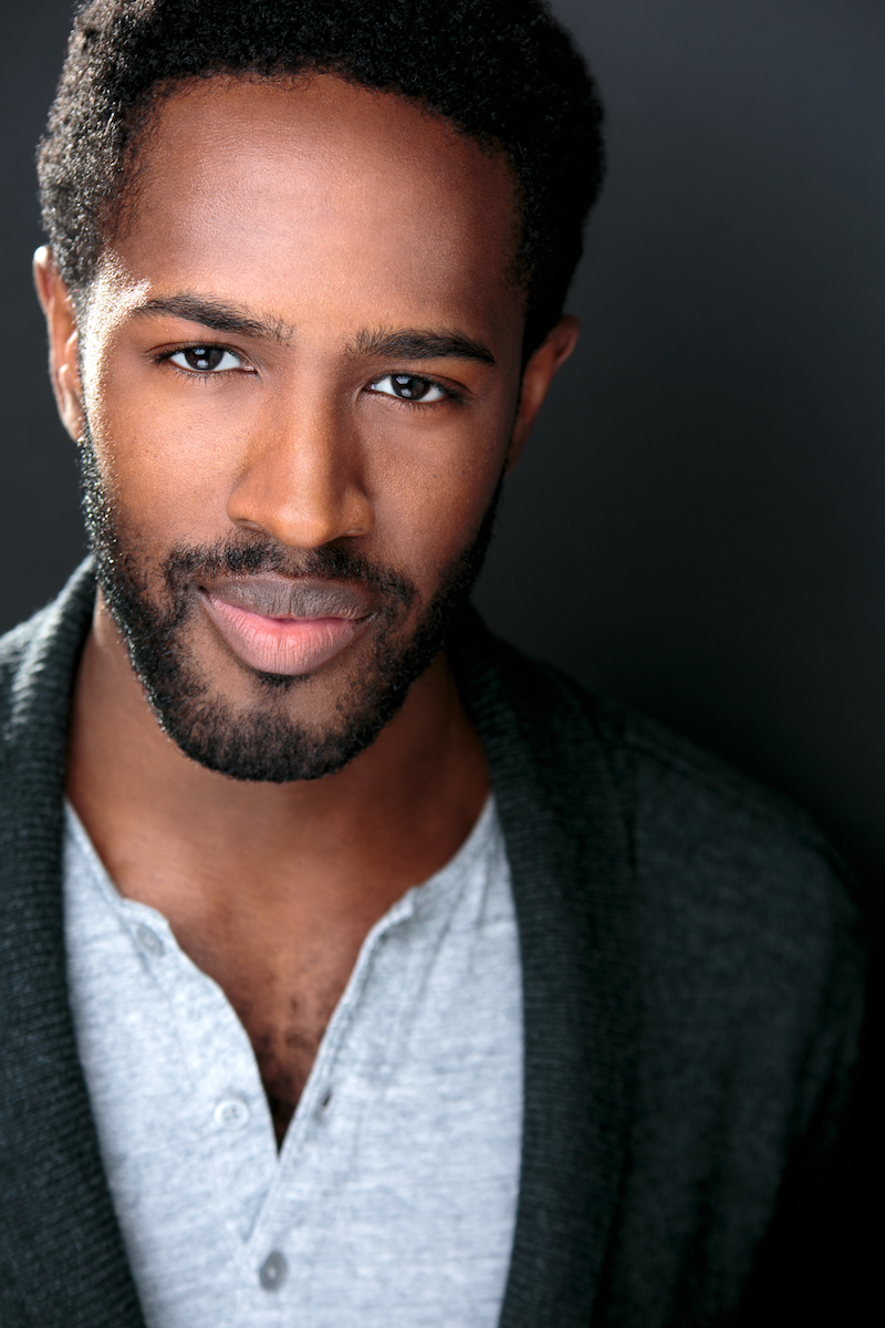 Eric R. Williams |The Public Theater's Into The Woods Headshots, NYC