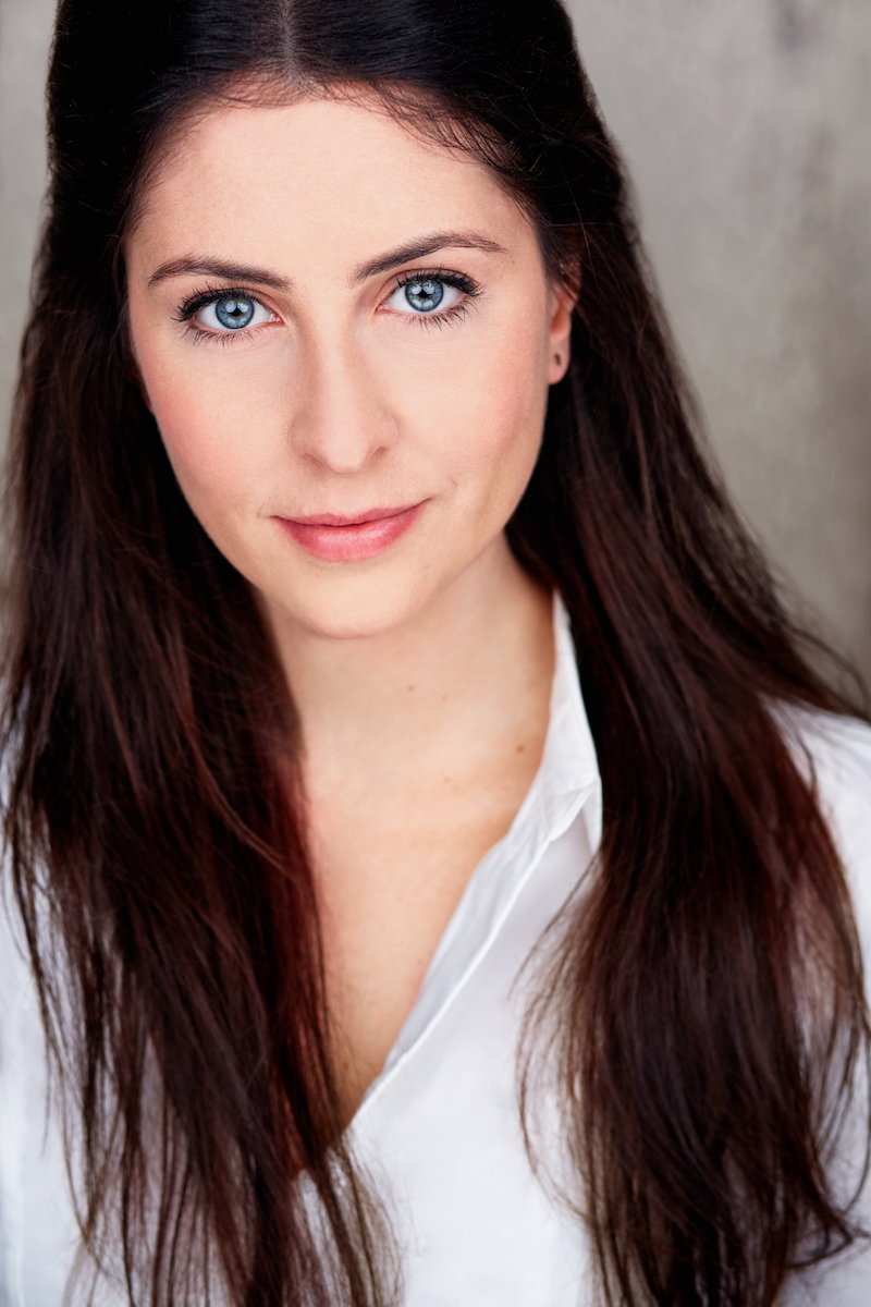 Jessica Hannah Fraser  New York Actor Headshots, NYC