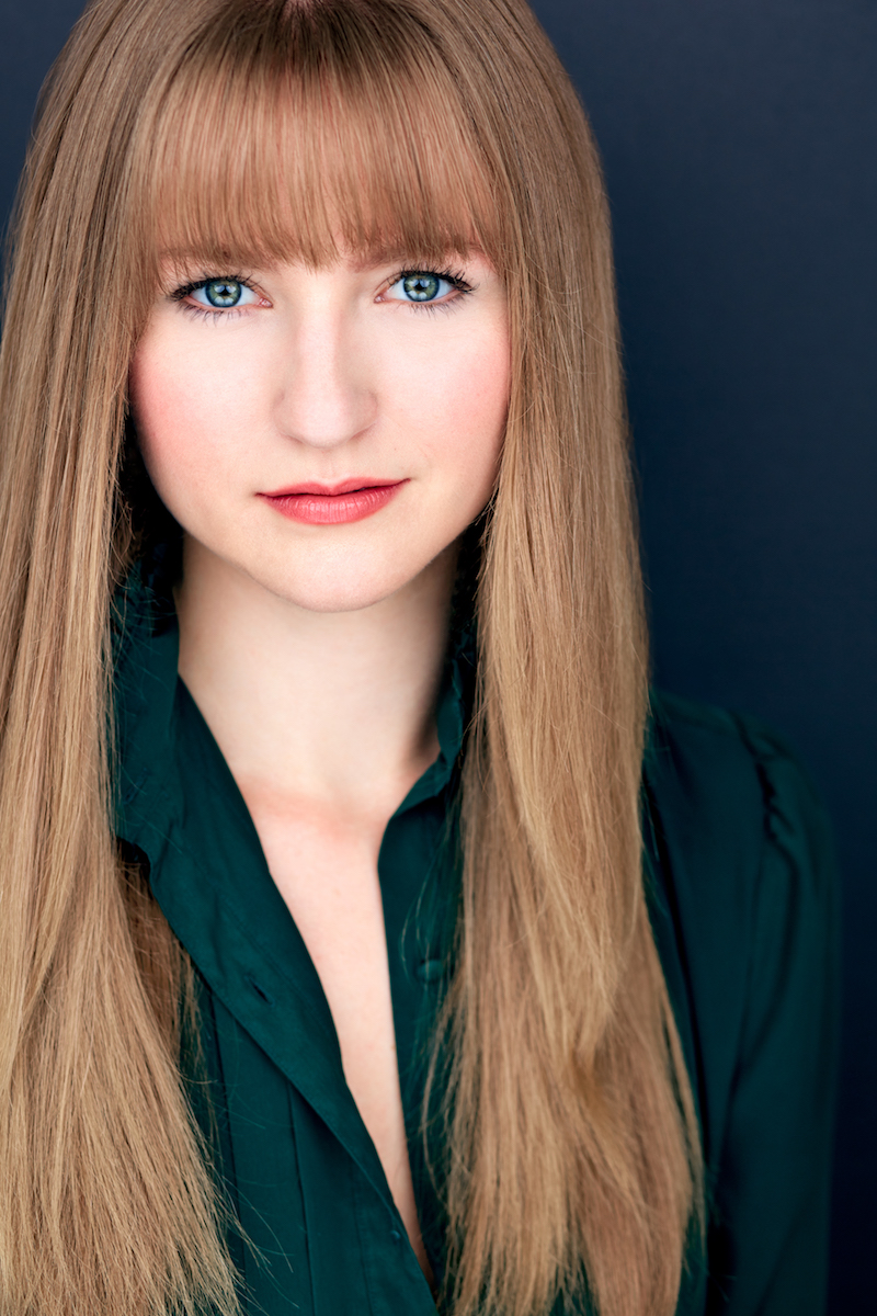 Rebekah Zink   New York Actor Headshots, NYC