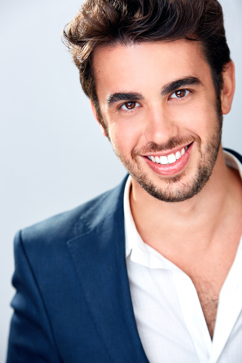 Adam Ioele | New York Actor Headshots, NYC