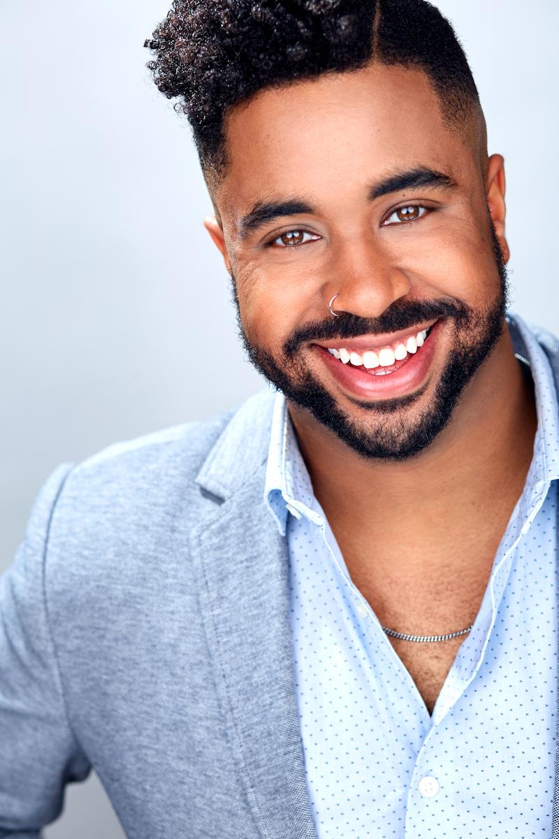 Marques Hollie  New York Opera Singer Headshots, NYC