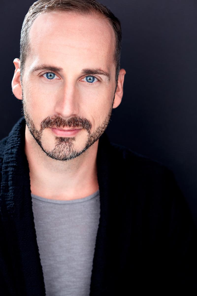 Andy Baldwin   New York Actor Headshots, NYC