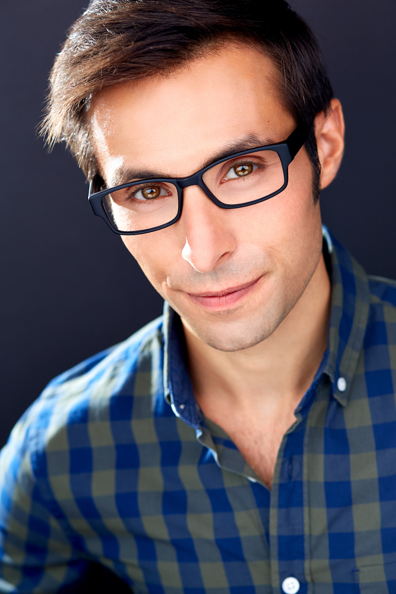 Mitch Lerner   New York Actor Headshots, NYC