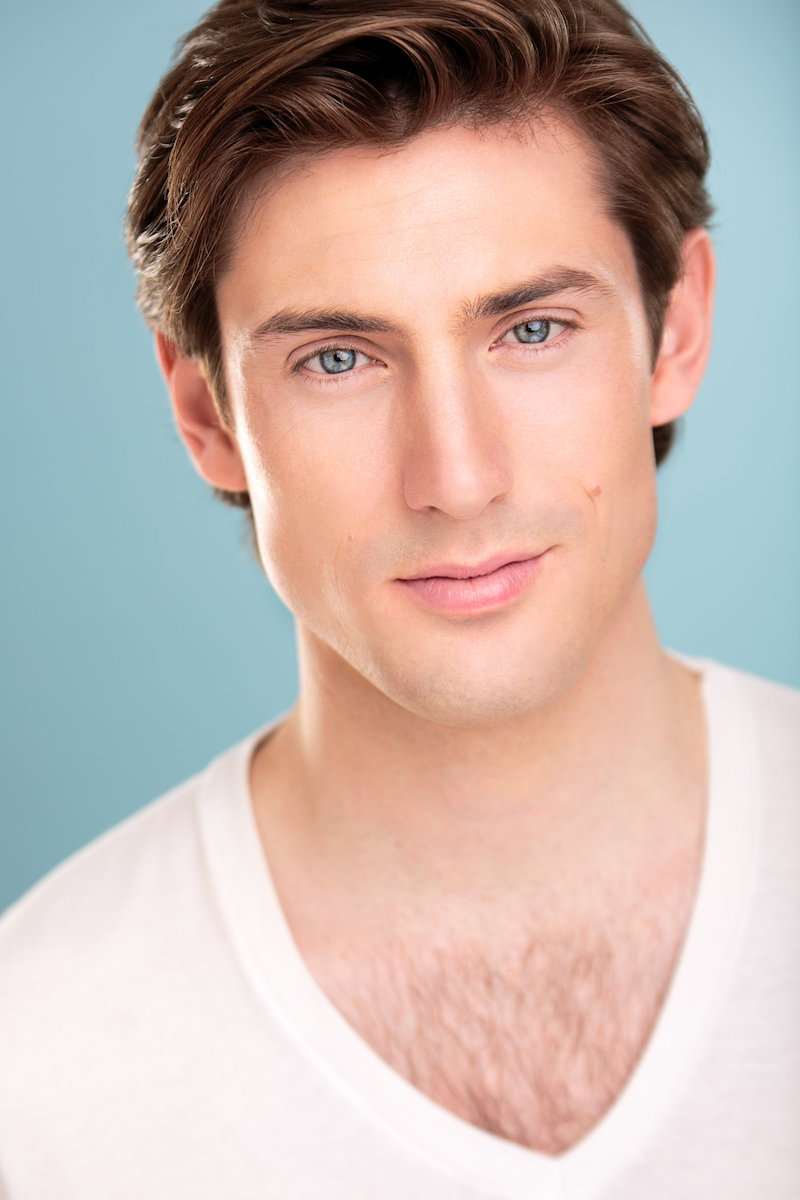 James Larsen | New York Actor Headshots, NYC