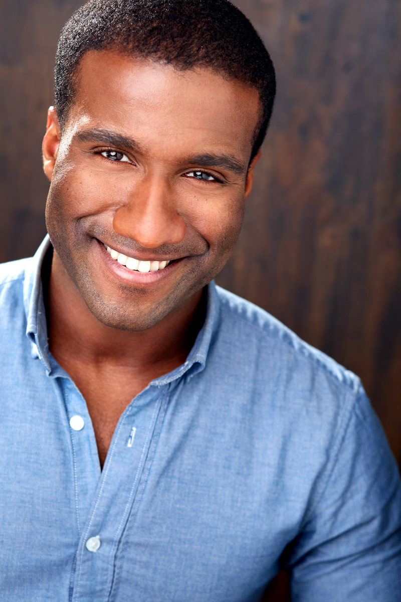Clyde Voce   New York Actor Headshots, NYC