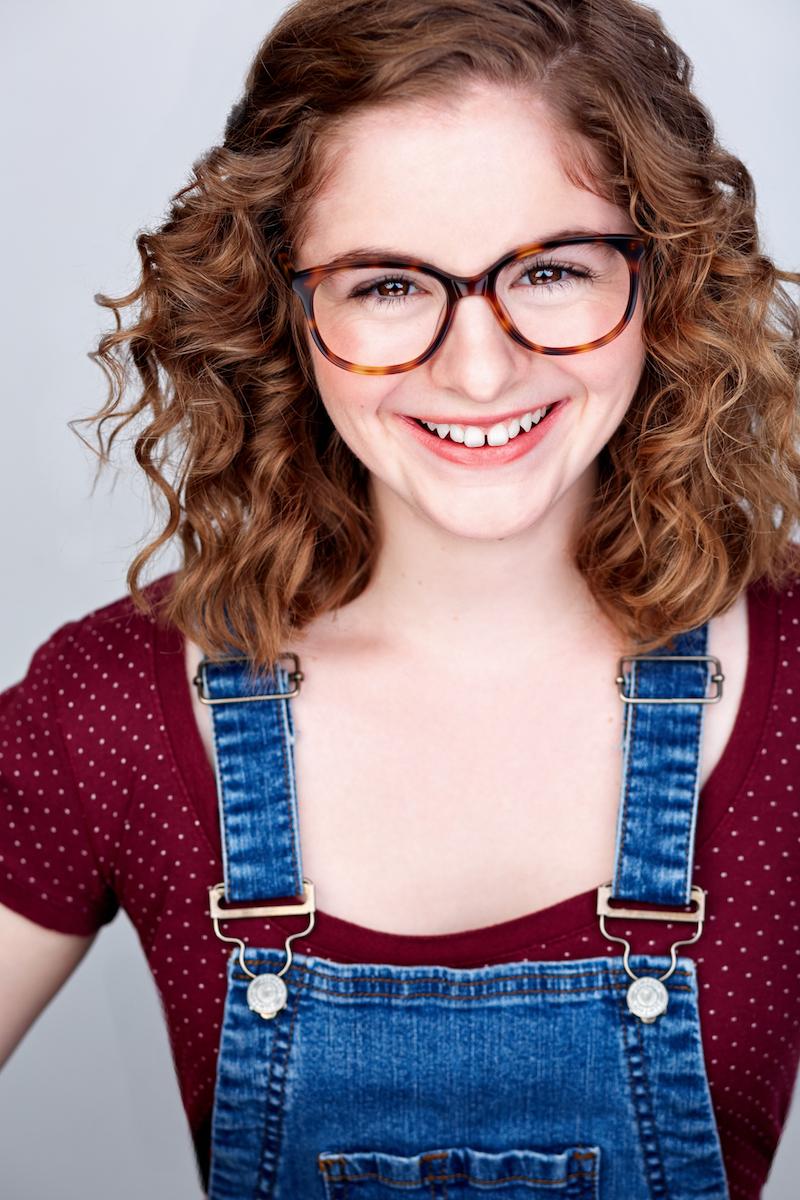 Sarah Daigle  New York Actor Headshots, NYC