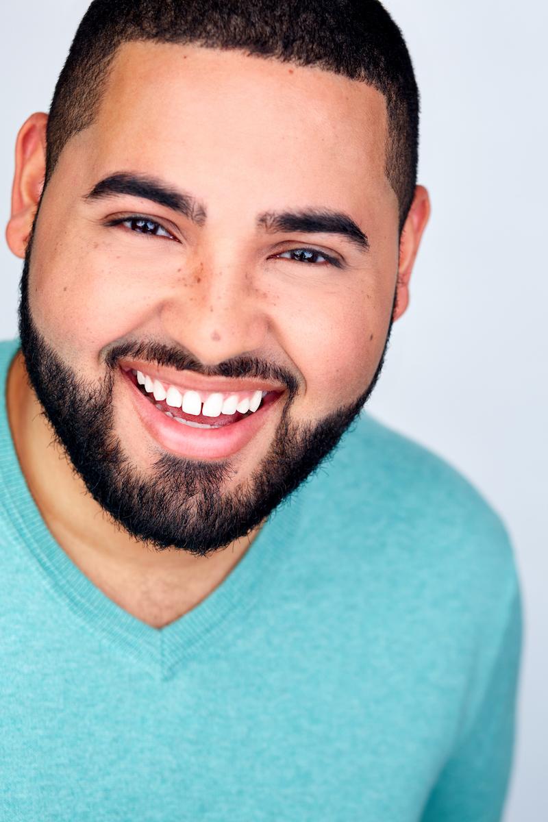 Damon Evans | New York Actor Headshots, NYC