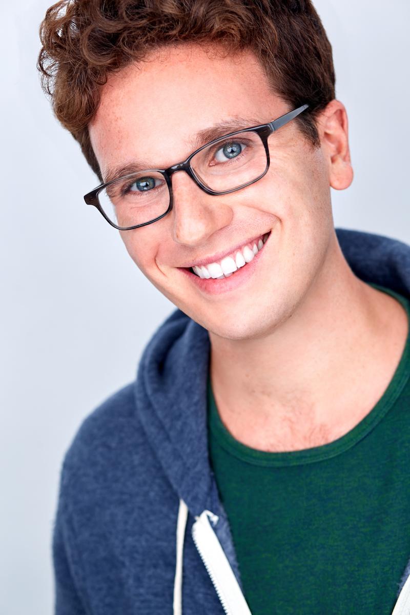 Noah Zachary   New York Actor Headshots, NYC